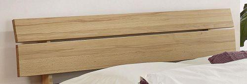 Bett 180x200 Vollholz Kernbuche massiv geölt Rahmenstärke 4cm Schubladenbett – Bild 4