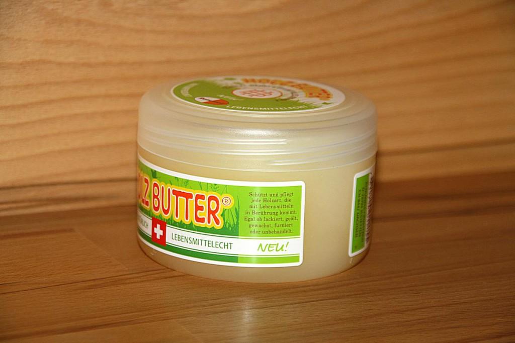 Renuwell Holzbutter Möbelpflege Holzpflege 250 ml – Bild 5