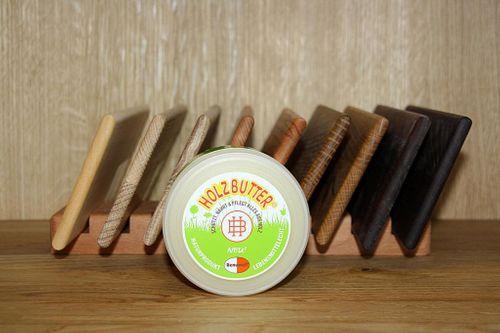 Renuwell Holzbutter Möbelpflege Holzpflege 250 ml – Bild 3