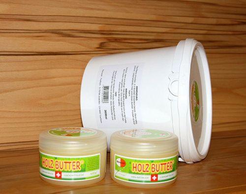 Renuwell Holzbutter Möbelpflege Holzpflege 3000 ml – Bild 1
