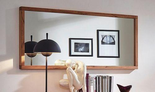 Wandspiegel 160x70 Kernbuche massiv geölt Dielenspiegel Vollholz Schlafzimmerspiegel 70x160 – Bild 1