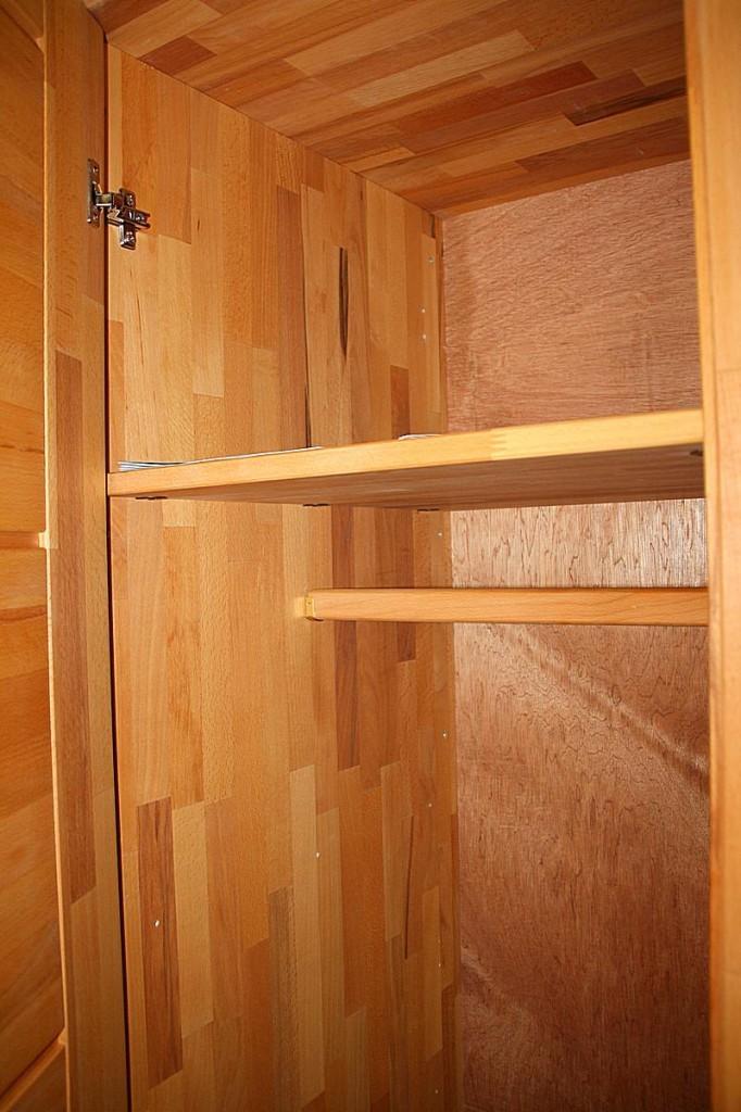 Jugendzimmer 3teilig Kinderzimmer Kernbuche Schlafzimmer Vollholz massiv geölt – Bild 3