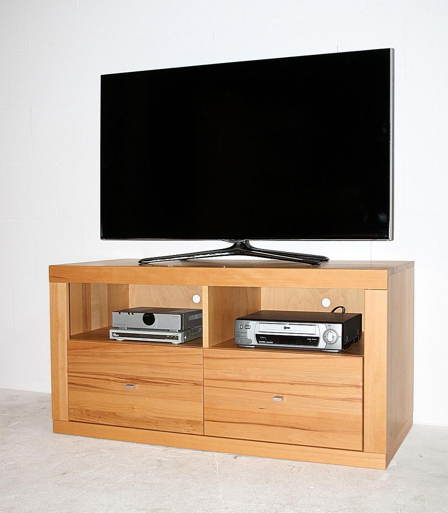 tv board buche massiv stunning finest genial tv tisch. Black Bedroom Furniture Sets. Home Design Ideas