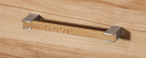 Massivholz Wohnzimmerschrank links Kernbuche massiv 1türiger Mehrzweckschrank  – Bild 6