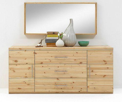 Wäschekommode Kiefer Schlafzimmerkommode massiv Sideboard gelaugt geölt – Bild 11