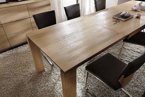 Massivholz Ausziehtisch Asteiche 180/240 x 95cm  – Bild 7