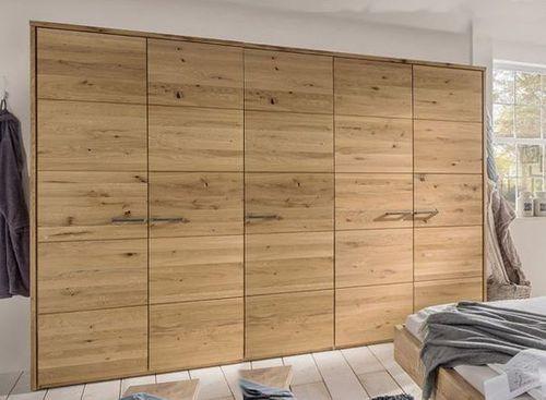 kleiderschrank 2 t rig 96x216x60 cm massivholz ge lt. Black Bedroom Furniture Sets. Home Design Ideas