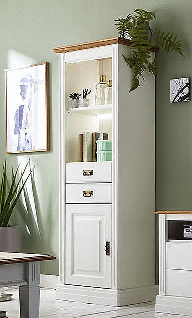 wohnzimmer set 4teilig kiefer massiv reinwei lackiert. Black Bedroom Furniture Sets. Home Design Ideas