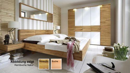 Massivholz Hängenachtschrank rechts Massivholz geölt – Bild 3