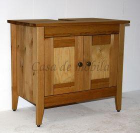 badezimmer regal 42x85x34cm kiefer massiv. Black Bedroom Furniture Sets. Home Design Ideas