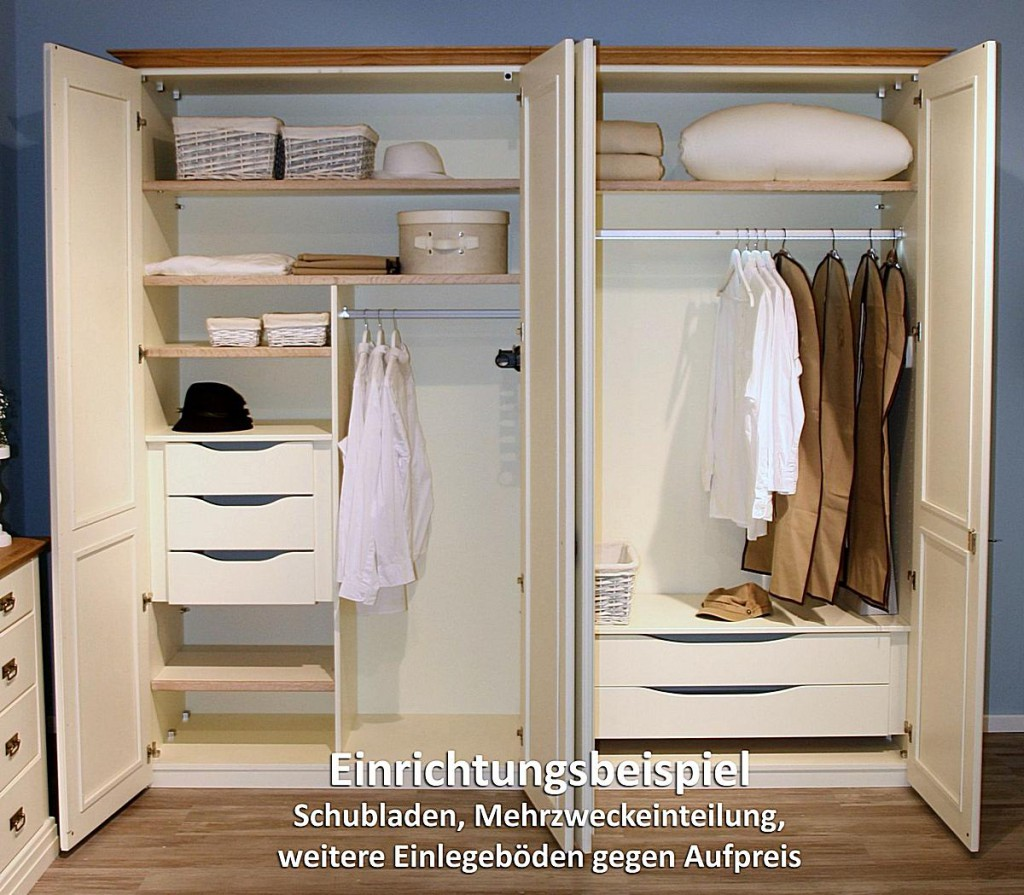 kleiderschrank 5t rig 1 spiegelt r 60er raster kiefer. Black Bedroom Furniture Sets. Home Design Ideas