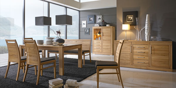 sitzbank 190x89x53cm mit r ckenlehne kernbuche massiv ge lt sitzpolster colorado leder 4652 braun. Black Bedroom Furniture Sets. Home Design Ideas