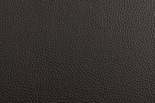 Sitzbank mit Rückenlehne 190 cm Kernbuche Leder Polster braun Küchenbank Holz – Bild 2