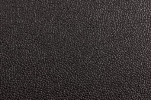 Massivholz Eckbankgruppe Eiche Tisch 130x95 mit Wangentisch und 2 Esszimmerstühlen Lederpolster braun – Bild 5