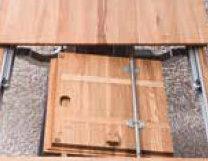 Massivholz Esggruppe Bank 180 Tisch ausziehbar 180/280 Ausziehtisch Holz wählbar – Bild 2