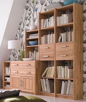 Stufenregal Massivholz Bücherregal Systemregal Wandregal Vollholz geölt 001