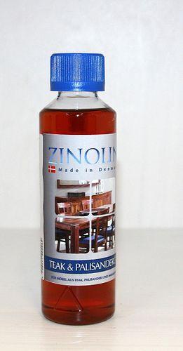 Zinolin Möbelöl Teakholz Palisander Mahagoni Öl 250ml – Bild 1