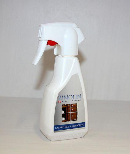 Zinolin Lackpflege Möbel-Reiniger 250ml Möbelpflege Lackreinigung – Bild 1
