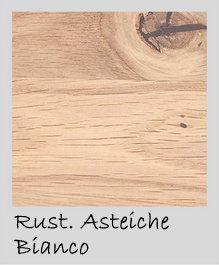 Massivholz Wandregal 178x24x24 cm – Bild 5
