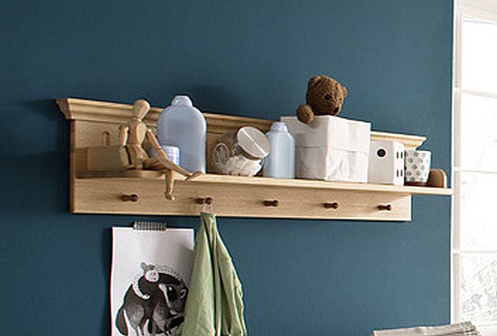Babyzimmer-Set 8teilig komplett Kiefer massiv Holz antik lackiert – Bild 5