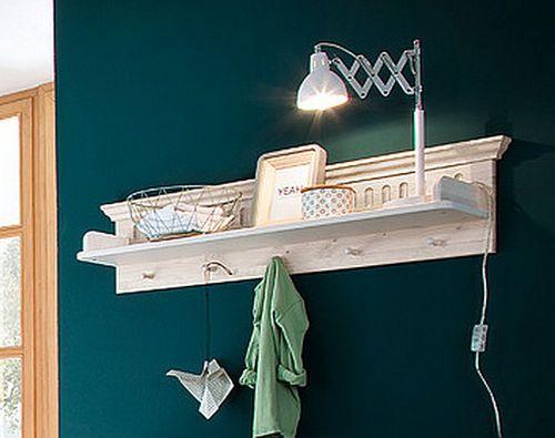 Wickelkommoden-Set Wickeltisch Kiefer massiv Holz weiß – Bild 3