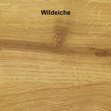 6 türiger Schrank 284 cm breit Kleiderschrank massiv – Bild 2