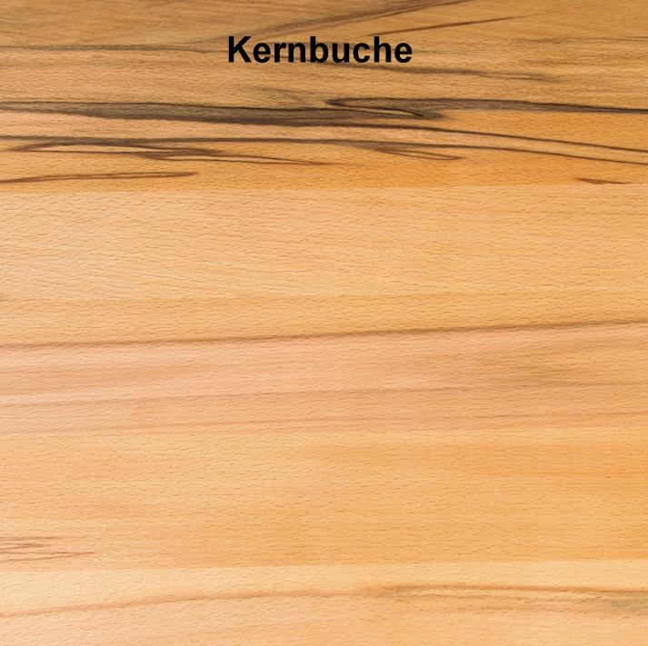 Schubkastenbett massiv 120x200 2 Schubladen Natur Livos geölt – Bild 3