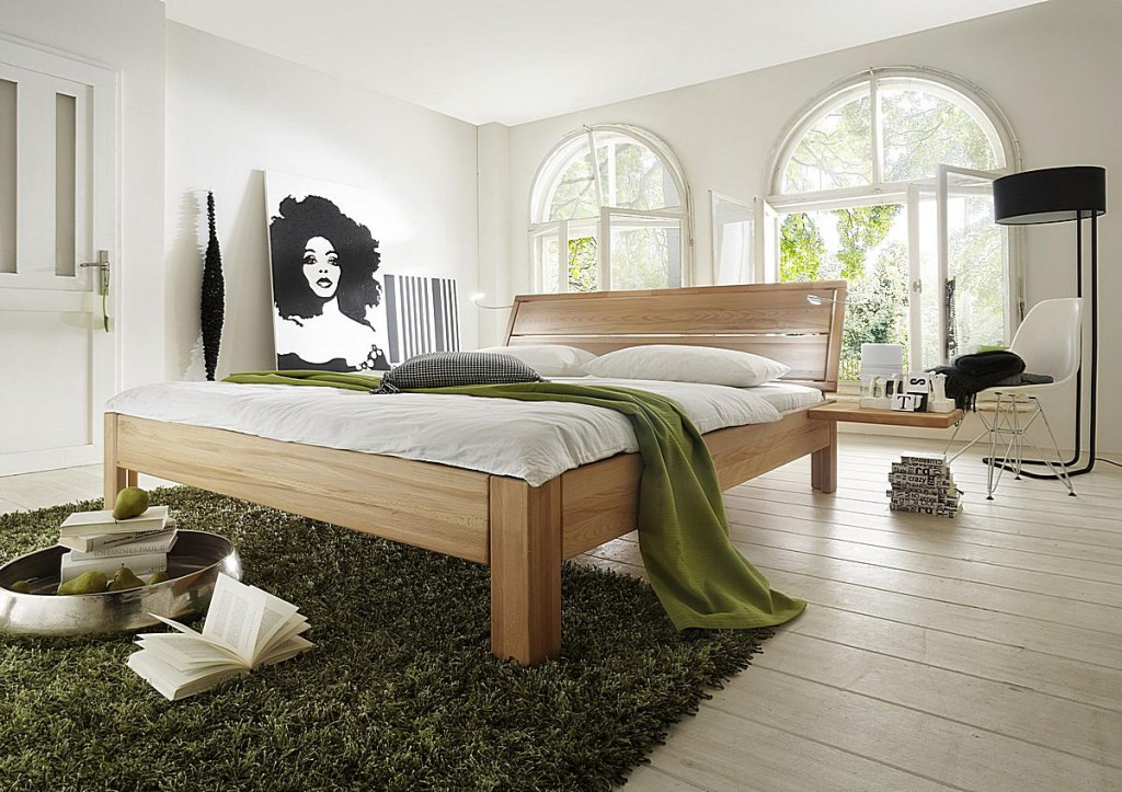 bett 120x200 beine 3 komforth he kopfteil 1 kernbuche ge lt stabverleimt. Black Bedroom Furniture Sets. Home Design Ideas