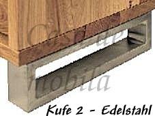 Massivholz Schranksystem, B310xH200xT42 cm, 4teilig   – Bild 10