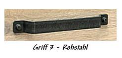 Massivholz Schrankwand, B310xH200xT42 cm, 4teilig   – Bild 8