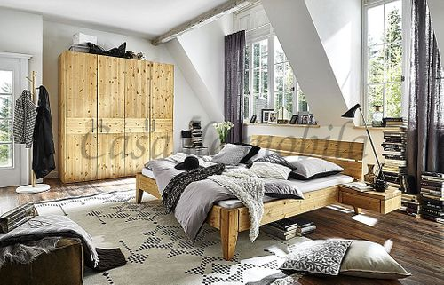 massivholz kleiderschr nke in tollen stilrichtungen. Black Bedroom Furniture Sets. Home Design Ideas