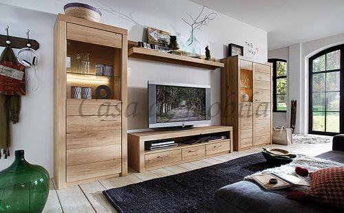 Vollholz TV-Schrank 173x45x40cm  – Bild 2