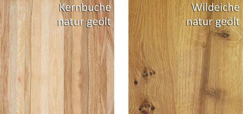 Massivholz Dielenschrank 4türig CONTRA 89x200x46cm Flurschrank Garderobenschrank – Bild 6
