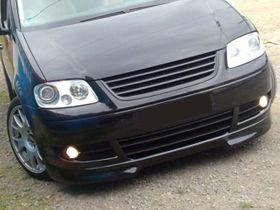 Für VW Touran 1T 03-06 / Caddy 2K 03-10 Grill – Bild 1