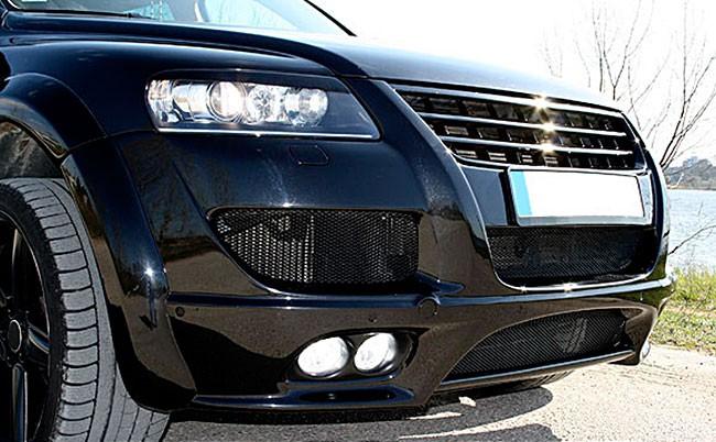 VW Touareg MK1 7L Pre-Facelift Badgeless Debadged Sport Grill w//o Emblem 02-06
