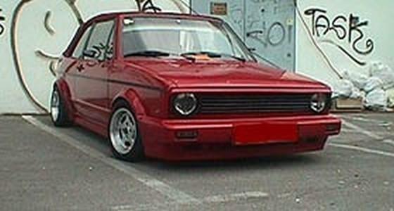 Für Vw Golf 1 Cabrio Caddy Sport Front Grill Ohne Emblem Kühlergrill