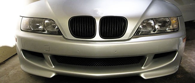 Fur Bmw Z3 E36 M Coupe Roadster Cabrio Nieren Kuhlergrill Front