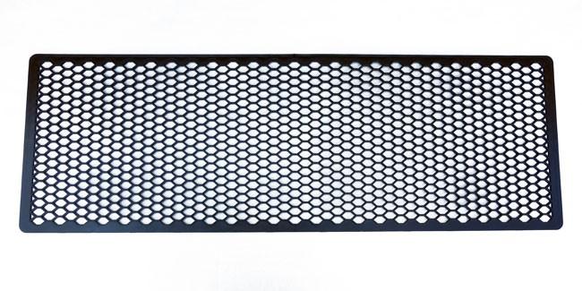Grille universelle noir calandre nid d 39 abeille pare choc prise d 39 air 104 x 34 cm ebay - Grille nid d abeille plastique ...