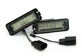 Für VW LED Kennzeichenbeleuchtung