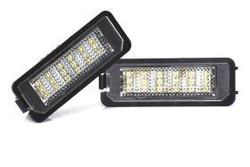 Für Seat LED Kennzeichenbeleuchtung – Bild 1