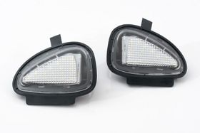 For Golf MK6 Touran LED Side Mirror Puddle