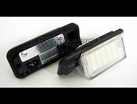 Für BMW 3er E36 LED Kennzeichenbeleuchtung – Bild 1