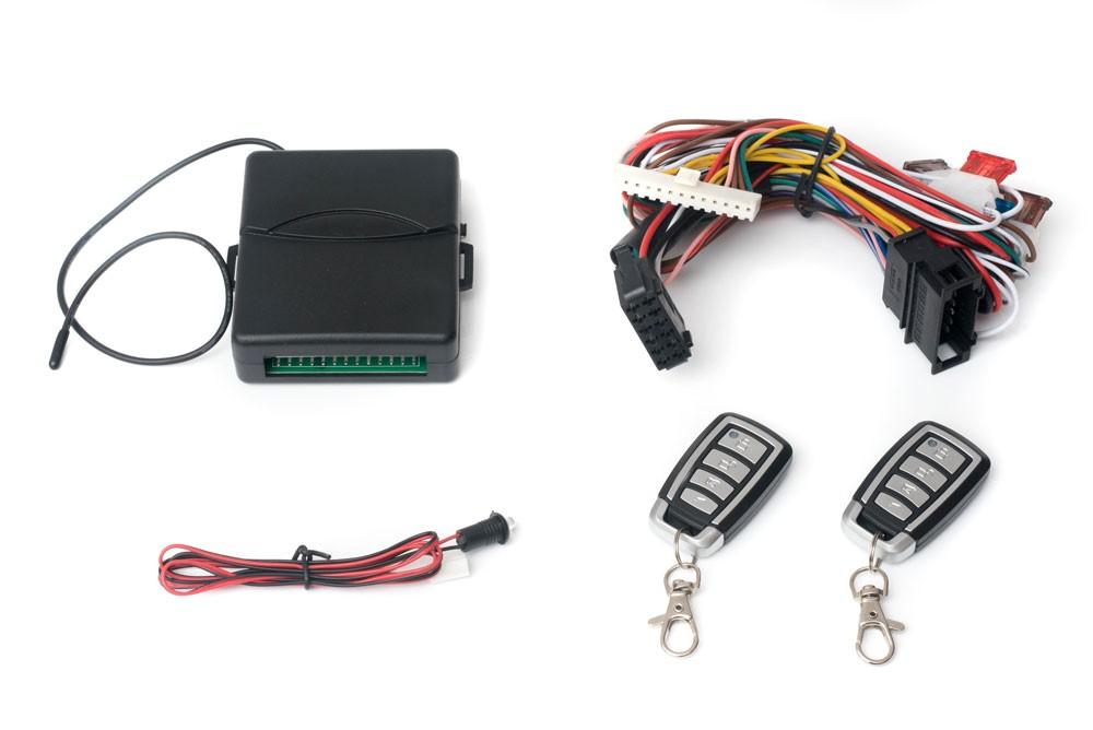 Verrouillage Centralisé Fermeture Ouverture Distance 2 Clés Télécommandes Plip
