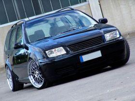 Für VW Golf 4 / Bora / Seat Toledo / Leon 1M / Audi A3 8L / Skoda Octavia 1U Alu Domstrebe – Bild 2