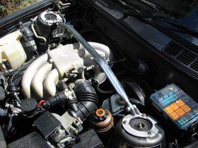 Für BMW 3er E30 Alu Domstrebe – Bild 2