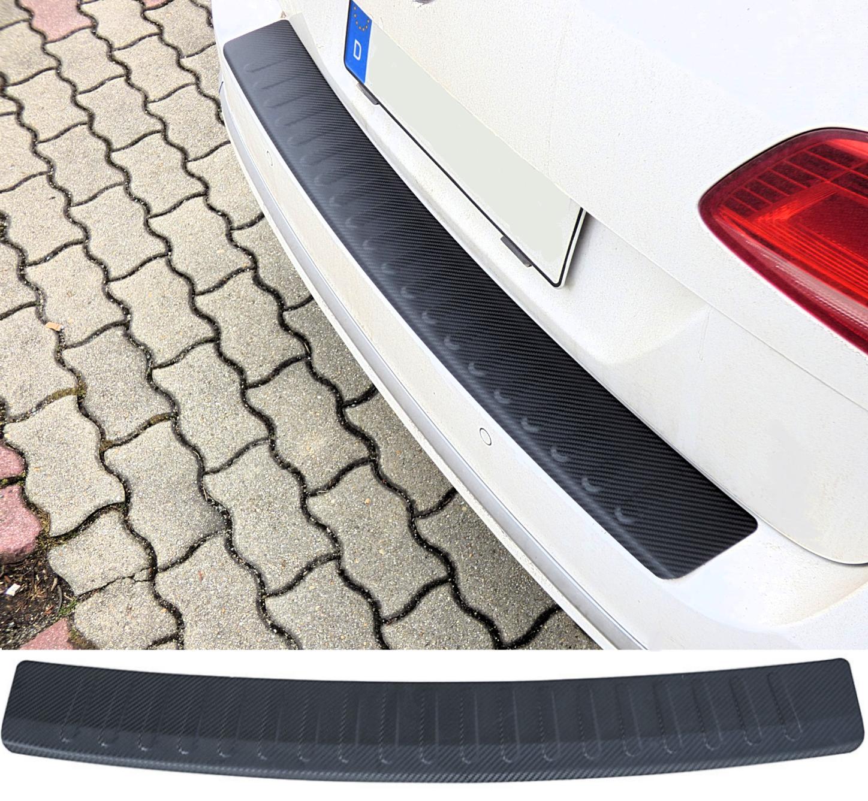 VW CADDY 3  2K SparSet Ladekantenschutz Einstiegsleiste schwarz-matt 10107-2100