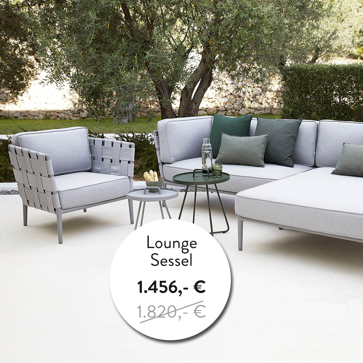 Conic Loungesessel
