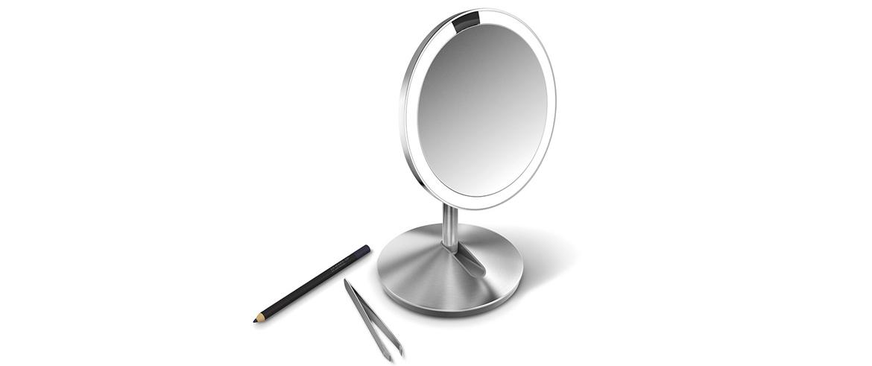 Mini Sensor-Kosmetikspiegel