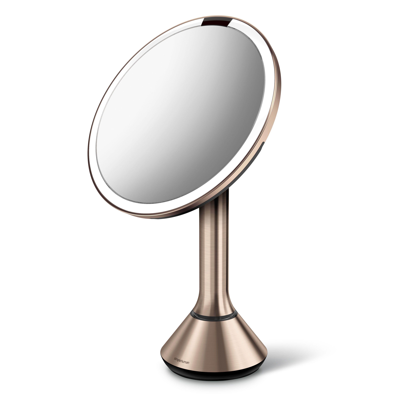 Sensor-Kosmetik Spiegel