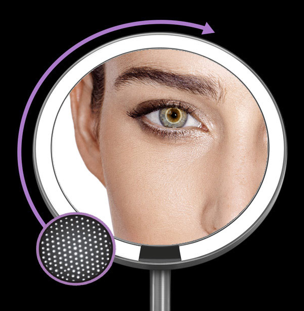 Mikroreflektoren simplehuman Spiegel